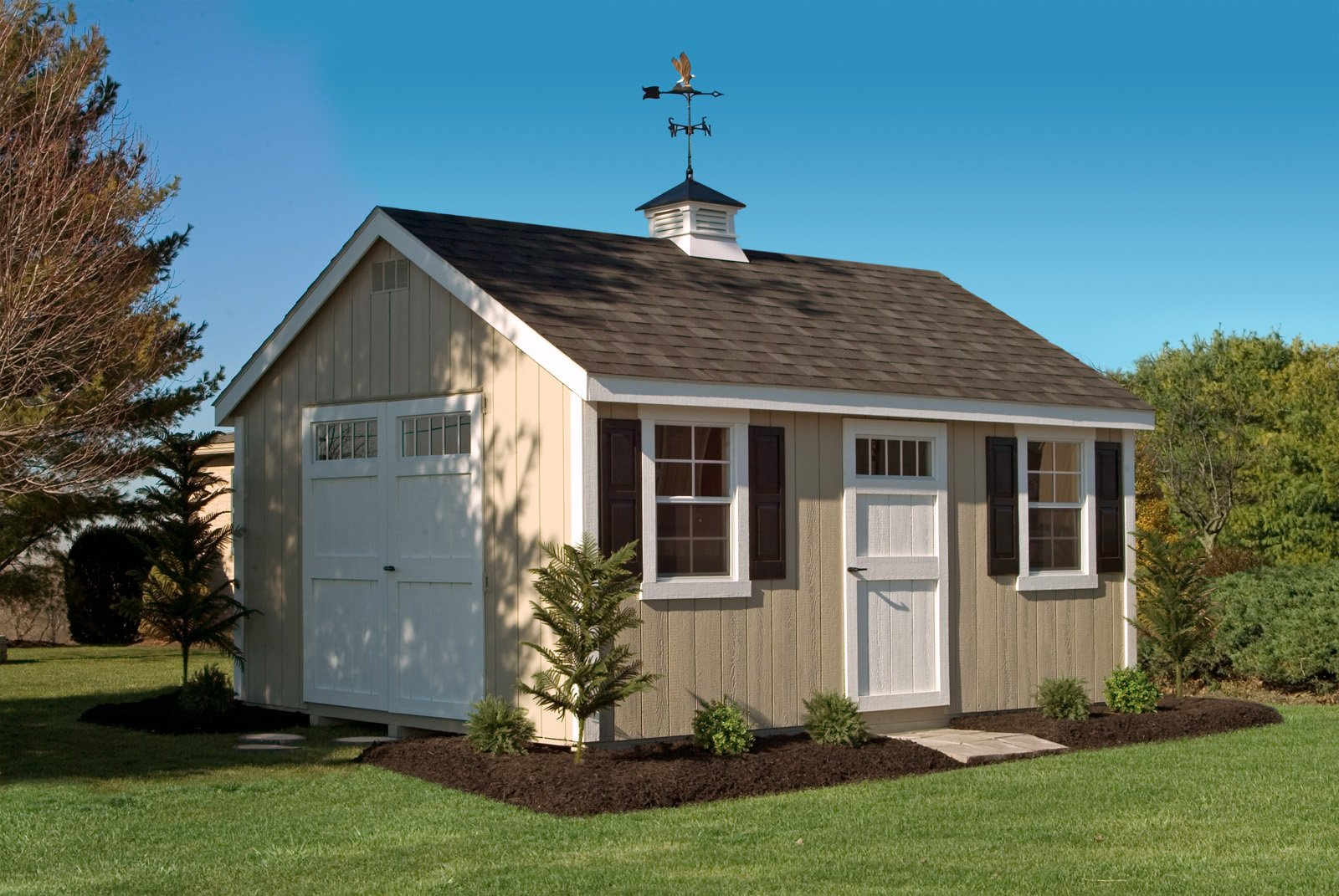 04-Deluxe-CapeCod-Beige 12×14 starting3580 as shown 4780