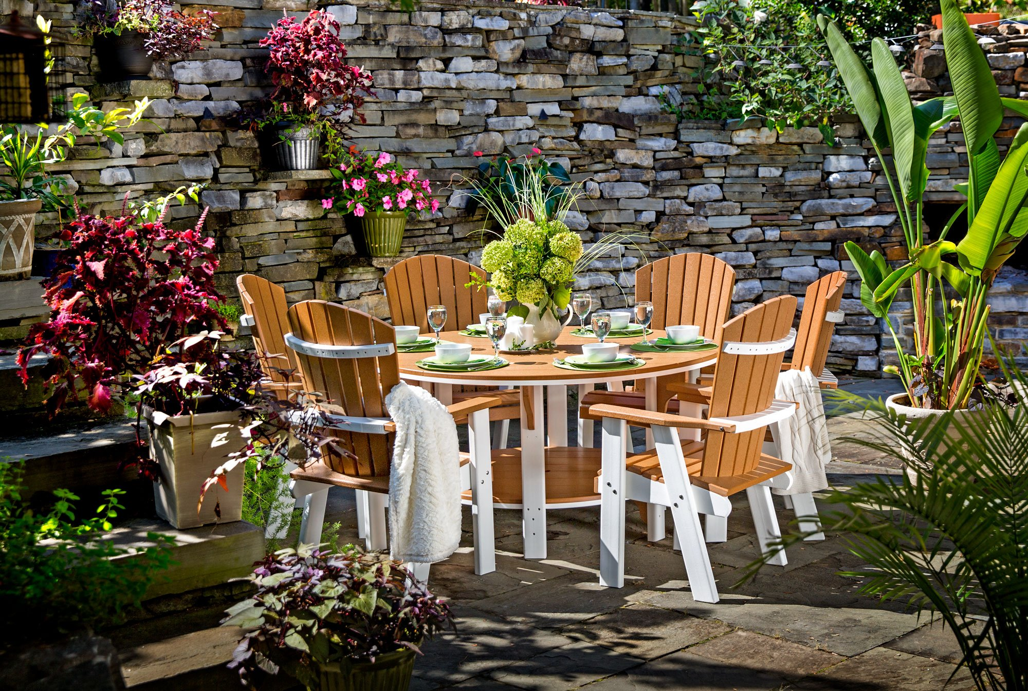 Bistro Chairs and Dining Table Cover