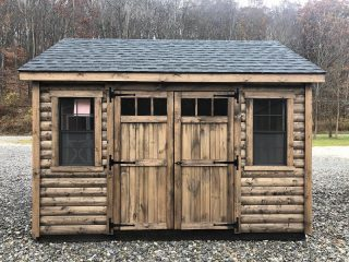 🚨 November Special 🚨Log sided sheds are the perfect addition if you want your shed to blend in with the natural elements. Call or message us for all the details on this months special. #theshedhaus #logsiding #logshed #amishmade #handmade #handcrafted #amishhandmade #authenticamishcraftsmanship #pawling #newyork #ny #dutchesscounty #hudsonvalley