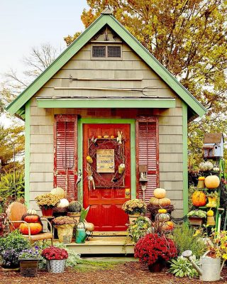 With the colder weather just around the corner, its a great time to get out into your Shed and get it ready for the colder seasons. Here are a few tips we recommend. 1. Clean out the Shed completely. Take everything out and give all gardening tools, mowers, wheelbarrows, etc. a good cleaning. Removing dirt, grass and all other outdoor elements. 2. While everything outside is drying, take this time to sweep out the shed. Make sure to get all corners, high and low, to remove any cobwebs. If you happen to have a friendly neighborhood visitor problem, such as field mice, set out some traps just to keep your shed visitor free. 3. Store all outdoor/summer items in your loft space (if your shed has one) and towards the back. While organizing, this is also a great time to dispose of broken and unwanted items. 4. Hanging hooks or shelving will help keep smaller items off the ground and giving tools a home to hang so they don't get lost in the shuffle and easily available when needed. 5. Keep snow blowers, plows, shovels near the door so they are readily available to you. 6. This is also a good time to check the integrity of your shed. Giving a good look over your roof, corners and windows for leaks or holes. Patch/repair what is needed. (We can help with that as well) 7. Wash down the outside and pull any remaining weeds out of the way. 8. Last and final tip. Check your ramp. Re-position the gravel under it so the ramp is nice and sturdy and will not have a chance to sink into the ground as snow and ice melt through the winter. We hope this helps you get ready for the colder months. Feel free to share your Shed Cold Prep with us.
