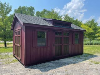 New Sheds arrived yesterday ! More coming today and tomorrow !! So many available options. What are you looking for ?